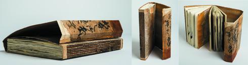 Künstlerbuch als Kurs in Gebärdensprache