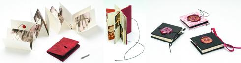 Lehrvideos - Kalligrafische Bücher
