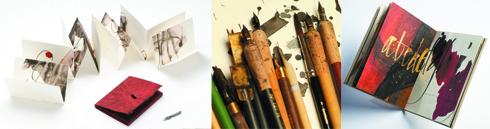 Schnupperkurs - Kalligrafische Bücher